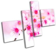 Cherry Blossoms Floral - 13-1543(00B)-MP02-LO